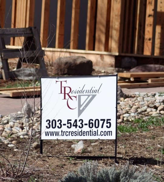 Denver Area General Contractor Sign